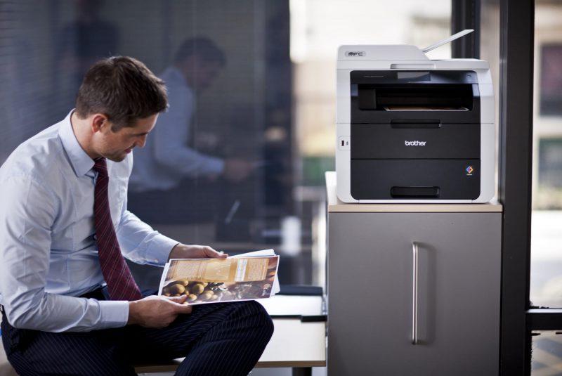 Cómo las impresoras corporativas ayudan a mejorar la productividad en una empresa