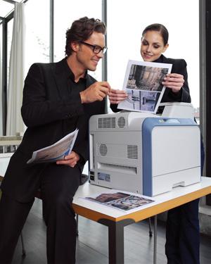 Impresora multifuncional a color